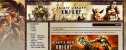 Knight Online - Kalais Library